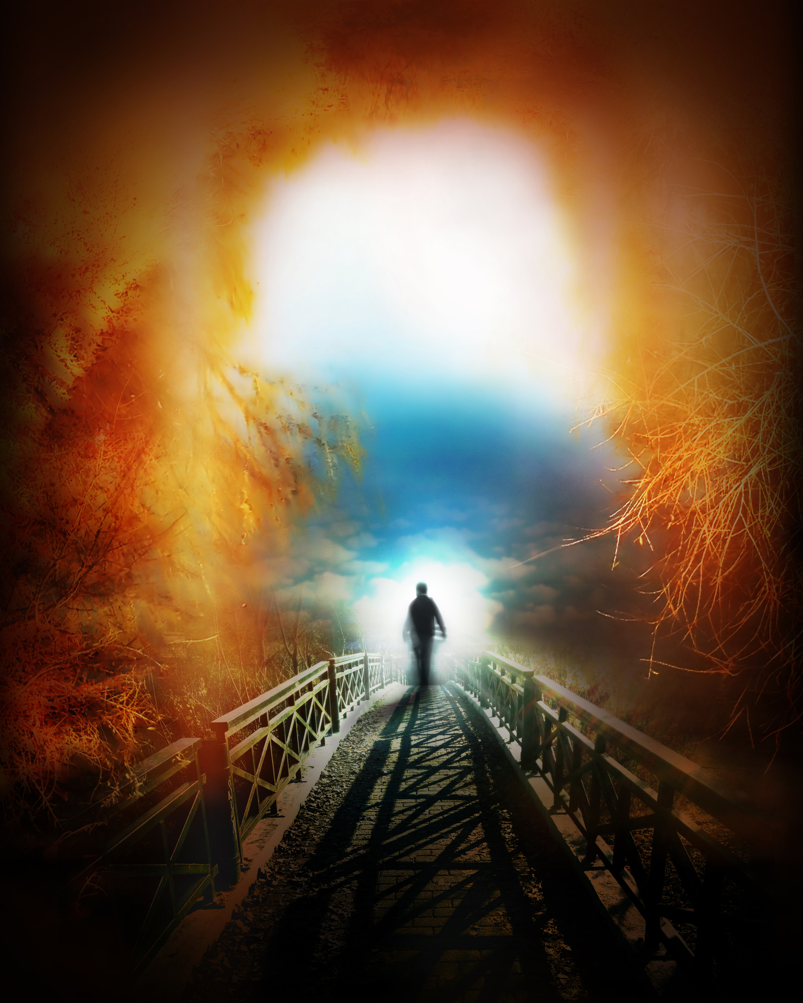 Building Bridges through Mediumship to our Loved Ones in Heaven